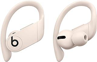Powerbeats Pro Wireless Earphones - Apple H1 headphone chip, Class 1 Bluetooth, 9 hours of listening time, Sweat resistant earbuds - Ivory