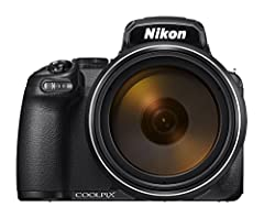 3000 millimeter optical zoom-the most powerful zoom lens; Ever put on a Nikon Coolpix camera 4k ultra hd video with HDMI out, stereo sound and an accessory hot shoe Rock steady dual detect image stabilization and great low light capability. Vibration...