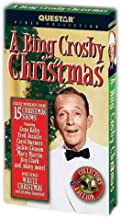 A Bing Crosby Christmas VHS