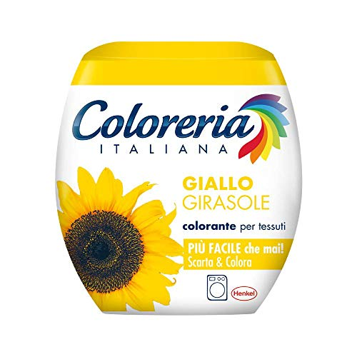 Grey Colorful Yellow Girasole - 380 g