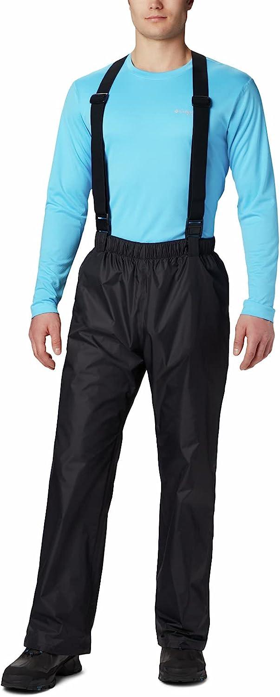 Overseas parallel import regular item Columbia Men's PFG Pant Storm Bib Outlet SALE