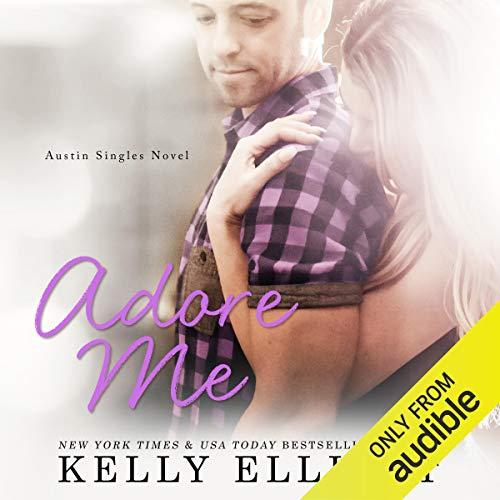 Adore Me audiobook cover art