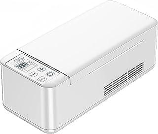 Inbyggt batteri Mini bärbar Insulin Reefer kallförvaringslåda + ryggsäck medicin kylskåp och insulin kylare för bil, reso...