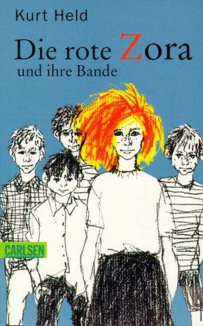 Die rote Zora und ihre Bande (Taschenbuch)