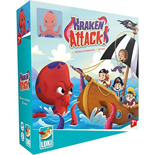 LOKI Kraken Attack (Ludilo), tafel, kaartspel (61687)