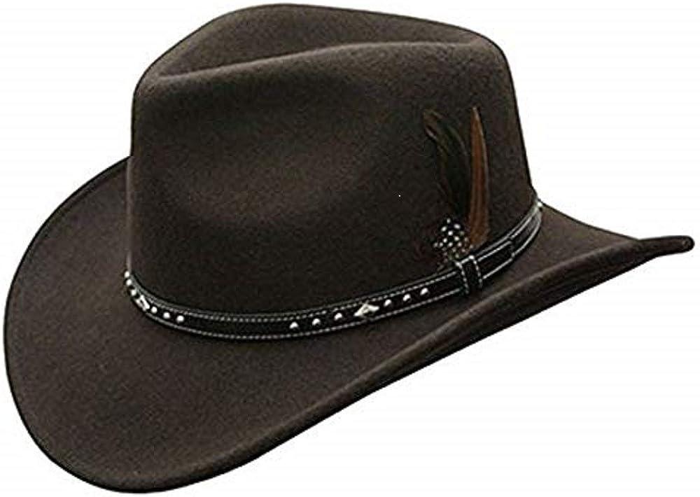 Soldering Star Rider Low price Waterproof Wool Hat