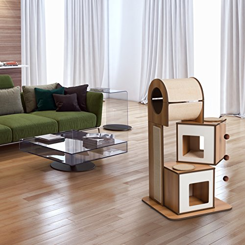 "Vesper Katzenmöbel ""Tower"" - 3"