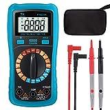 Digital Multimeter Tilswall 6000 Counts Multimeters Manual Ranging...
