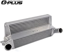 Performance Front Mount Aluminum Intercooler For Ford Mustang 2.3L EcoBoost 2015 2016 2017 Silver