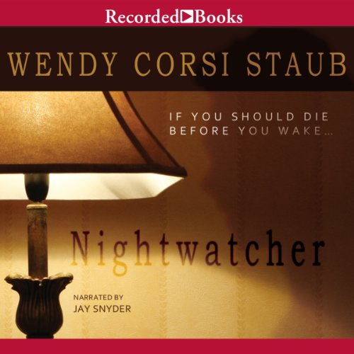 Nightwatcher audiobook cover art