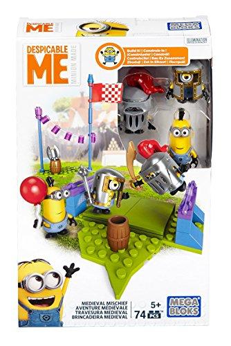 Mattel Mega Bloks DPG69: Juego de Caballeros