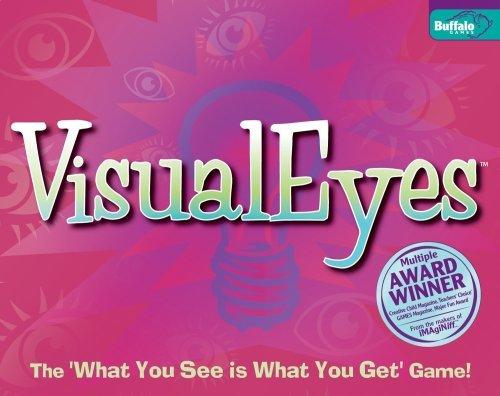 Buffalo Games Visual Eyes by Buffalo Games