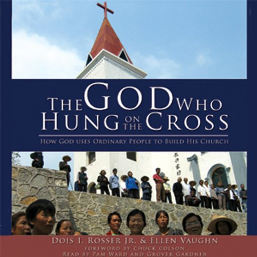The God Who Hung on the Cross copertina