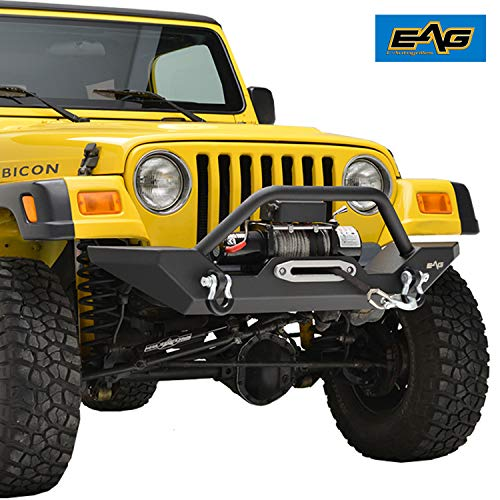 jeep bumper guard - 3