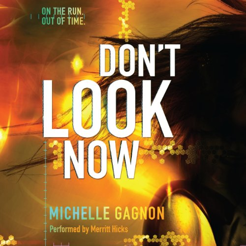 Don't Look Now audiobook cover art