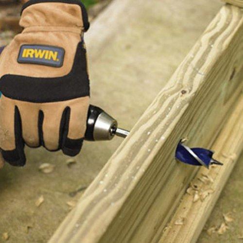 IRWIN Drill Bit Set for Wood, 3-Piece (3041003)