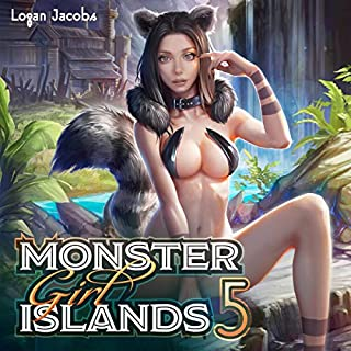 Monster Girl Islands 5 cover art