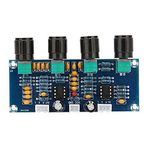Treble Tone Board, Digital Amplifier Board 96 x 39 x 14mm DC12V-24V
