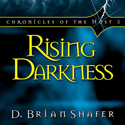 Rising Darkness audiobook cover art