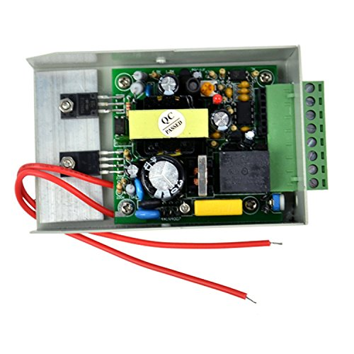 Generic K80 Door Access System Electric Power Supply Control DC, 12V 3A/AC 110V