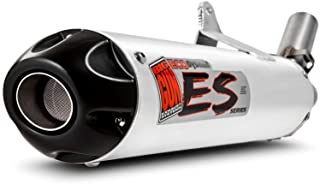 Big Gun Exhaust 07-1262 ECO Utility Silver Slip On Exhaust for Can Am