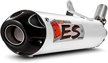 Big Gun Exhaust 07-1192 ECO ATV Silver Slip On Exhaust for Suzuki