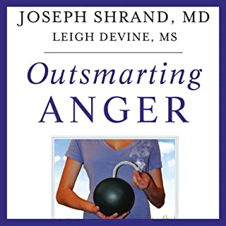 Outsmarting Anger audiobook cover art