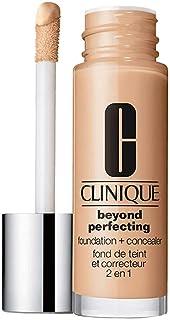Clinique Clinique Beyond Perfecting Foundation Plus Concealer - 08 Linen for Women 1 oz Makeup, 30 ml