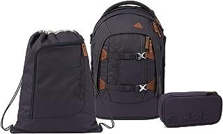 Satch Pack Schulrucksack Set 3tlg. inkl. Schlamperbox und Sportbeutel