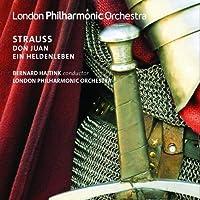 Strauss: Don Juan & Ein Heldenleben by London Philharmonic Orchestra (2014-09-09)