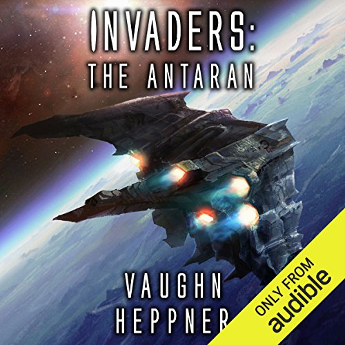 The Antaran audiobook cover art