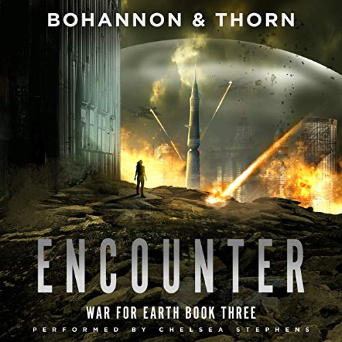 Encounter (A Post-Apocalyptic Thriller) audiobook cover art