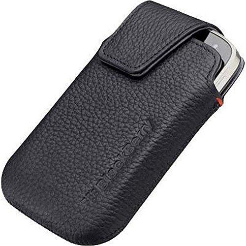 Blackberry ACC-38855-201 - Funda de cinturón para móvil Blackberry Bold 9900/9930, negro
