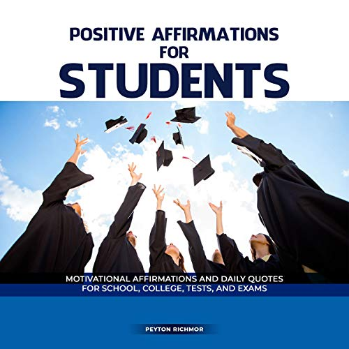 Positive Affirmations for Students Titelbild