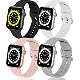 Best Apple Watch Bands 38mm - BesBand Pack 4 Straps Compatible with Apple Watch Review