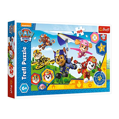 Trefl, Puzzle, Hilfsbereit, PAW Patrol, 160 Teile,...