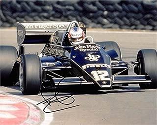 Nigel Mansell autographed 8x10 Photo (Formula One Champion) Image #1
