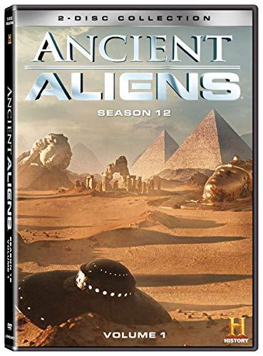 Ancient Aliens: Season 12 - Vol 1 (3 Dvd) [Edizione: Stati Uniti] (1 DVD)