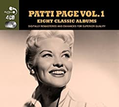 Patti Page, Vol. 1: Eight Classic Albums