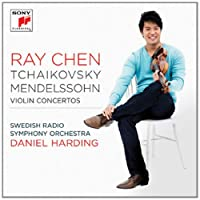 Ray Chen Harding / Swedish Rso - Tchaikovsky / Mendelssohn :Violin Concerto [Japan CD] SICC-1534 by Ray Chen Harding / Swedish Rso (2012-03-21)