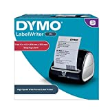"DYMO 1755120 LabelWriter 4XL Thermal Label Printer - Print up to 4"" x"