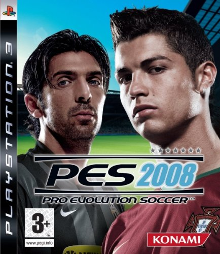 Konami Pro Evolution Soccer 2008, PS3 - Juego (PS3, PlayStation 3, Deportes, E (para todos), PlayStation 3)
