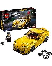 LEGO 76901 Speed Champions Toyota GR Supra Sportwagen Speelgoed Auto Voor Kinderen