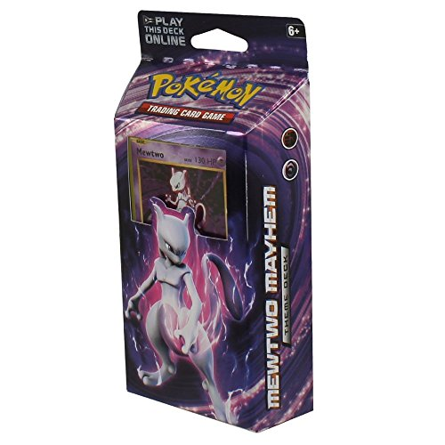 Pokemon TCG: XY12 Evolutions Mewtwo Mayhem Theme Deck