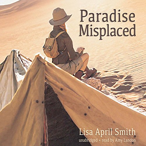 Paradise Misplaced audiobook cover art
