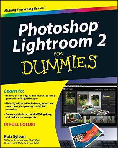 Download Photoshop Lightroom 2 For Dummies (For Dummies Series) 047034539X