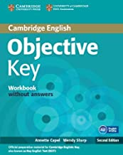 Objective Key Workbook without Answers by Annette Capel (2012-12-17)