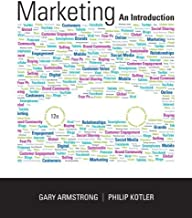 Marketing: An Introduction (12th Edition) by Armstrong, Gary, Kotler, Philip (2014) Paperback