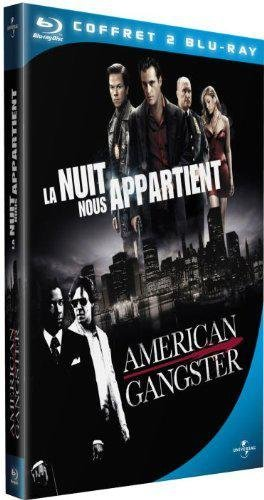 La Nuit nous appartient + American Gangster [Blu-ray]
