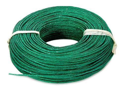 KJG Anzündlitze Grün - 5 Meter - 2mm - 1 cm/s Brennzeit
